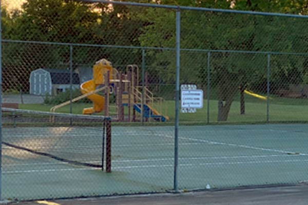 <h4>Doc Weber Park</h4><p><strong>6871 Hickory Rd, Newburg, WI</strong></p><p>Basketball and Tennis Courts<br>Baseball and Soccer Fields<br>Volleyball<br>Playground</p>
