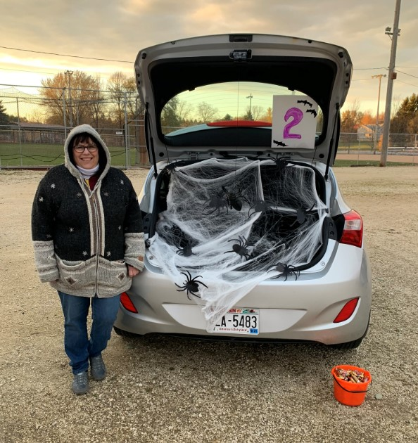 Halloween - Deb Car Oct 2020
