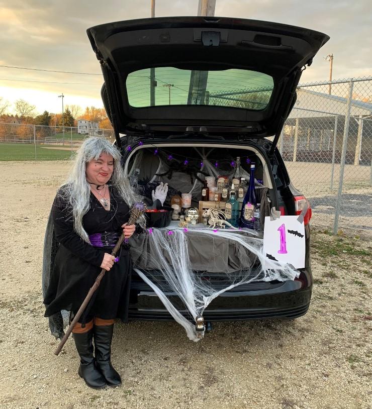 Halloween - Jenny Car Oct 2020